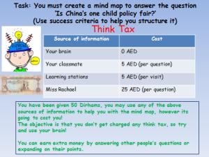 Think Tax
